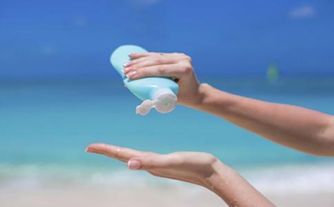 使用防晒霜的一些注意事项