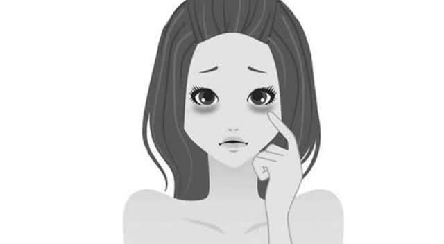 女性如何去除讨厌的黑眼圈