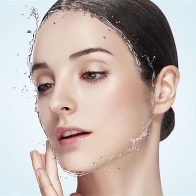 赫俪黛尔保养皮肤的方法。